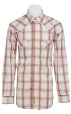 Larry Mahan Mens L/S Western Snap Shirt LM1210702