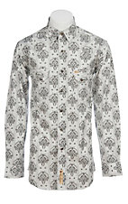 Larry Mahan Mens L/S Western Snap Shirt LM1210704