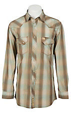 Larry Mahan Mens L/S Western Snap Shirt LM1211001