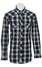 Larry Mahan Mens L/S Western Snap Shirt  LM1211003