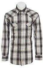 Larry Mahan Mens L/S Western Snap Shirt  LM1211004
