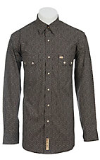Larry Mahan Mens L/S Western Snap Shirt LM1230201