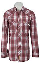 Larry Mahan Mens L/S Western Snap Shirt LM1230204