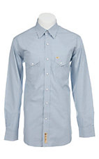 Larry Mahan Mens L/S Western Snap Shirt  LM1230710