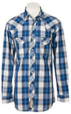 Larry Mahan Mens L/S Western Snap Shirt  LM1231101