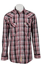 Larry Mahan Mens L/S Western Snap Shirt LM1240202