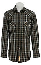 Larry Mahan Mens L/S Western Snap Shirt LM1240204