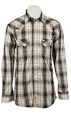 Larry Mahan Mens L/S Western Snap Shirt LM1240206