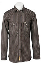 Larry Mahan Mens L/S Western Snap Shirt  LM1240701