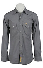 Larry Mahan Mens L/S Western Snap Shirt LM1240704