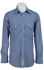 Larry Mahan Mens L/S Western Snap Shirt LM1240707