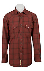 Larry Mahan Mens L/S Western Snap Shirt LM1240709