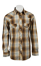 Larry Mahan Mens L/S Western Snap Shirt LM1240715