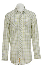 Larry Mahan Mens L/S Western Snap Shirt LM1240720