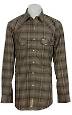 Larry Mahan Mens L/S Western Snap Shirt LM1240721