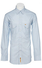 Larry Mahan Mens L/S Western Snap Shirt  LM1240730