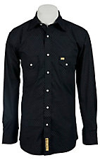 Larry Mahan Mens L/S Western Snap Shirt LM1240731