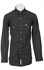 Larry Mahan Mens L/S Western Snap Shirt  LM1240732