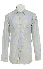 Larry Mahan Mens L/S Western Snap Shirt LM1240733