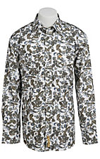 Larry Mahan Mens L/S Western Snap Shirt LM1240736