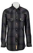 Larry Mahan Men's L/S Western Snap Shirt LM1241103