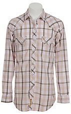 Larry Mahan Mens L/S Western Snap Shirt LM1241105