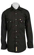 Larry Mahan Mens L/S Western Snap Shirt LM1310206