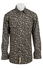 Larry Mahan Mens L/S Western Snap Shirt LM1310209