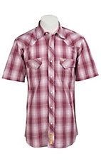 Larry Mahan Mens L/S Western Snap Shirt LM1310707NS