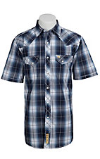 Larry Mahan Mens S/S Western Snap Shirt LM1310708NS