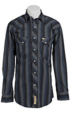 Larry Mahan Mens L/S Western Snap Shirt LM1310711