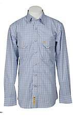 Larry Mahan Mens L/S Western Snap Shirt LM1310714