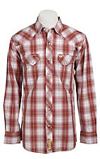 Larry Mahan Mens L/S Western Snap Shirt LM1310716NS