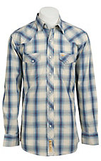 Larry Mahan Mens L/S Western Snap Shirt LM1310717NS