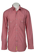 Larry Mahan Mens L/S Western Snap Shirt LM1310722