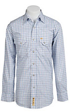 Larry Mahan Mens L/S Western Snap Shirt  LM1310723