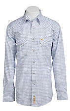 Larry Mahan Mens L/S Western Snap Shirt LM1310724