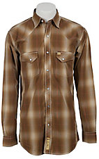 Larry Mahan Mens L/S Western Snap Shirt LM1320705NS