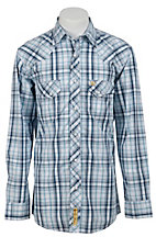 Larry Mahan Mens L/S Western Snap Shirt LM1320706NS
