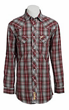 Larry Mahan Mens L/S Western Snap Shirt LM1320707NS
