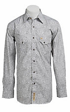 Larry Mahan Mens L/S Western Snap Shirt LM1320720