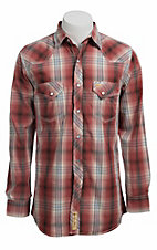 Larry Mahan Mens L/S Western Snap Shirt LM13211015