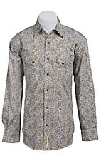 Larry Mahan Mens L/S Western Snap Shirt LM1330202