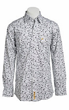 Larry Mahan Mens L/S Western Snap Shirt LM1330701