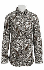 Larry Mahan Mens L/S Western Snap Shirt LM1330704