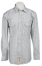Larry Mahan Mens L/S Western Snap Shirt LM1330705