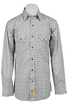 Larry Mahan Mens L/S Western Snap Shirt LM1330706