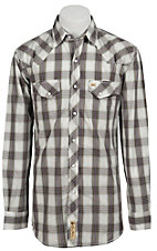 Larry Mahan Mens L/S Western Snap Shirt LM1330707NS