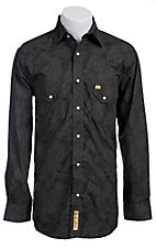 Larry Mahan Mens L/S Western Snap Shirt LM1330708
