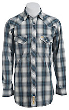 Larry Mahan Mens L/S Western Snap Shirt LM1330710NS